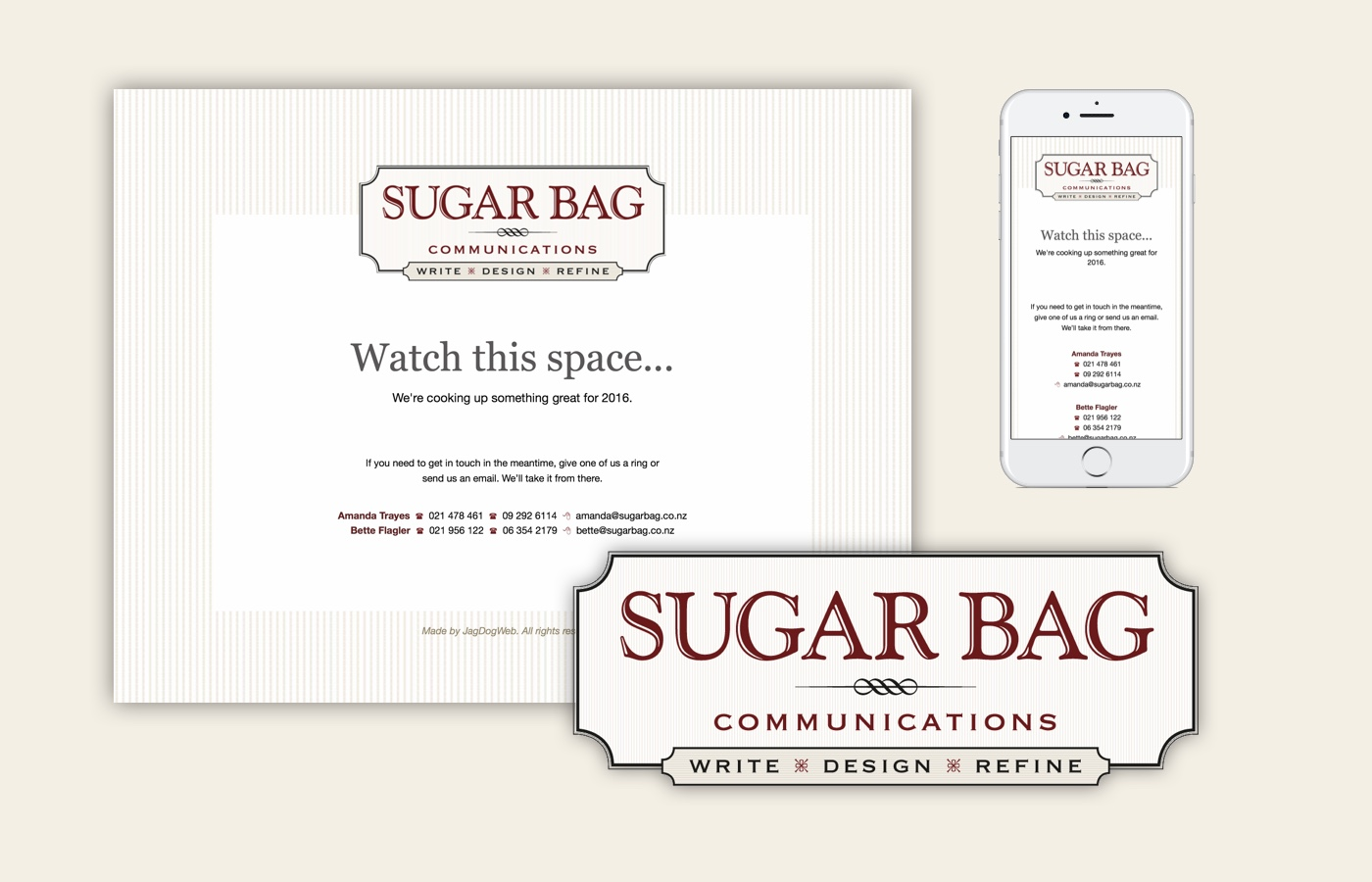 Sugar Bag preview